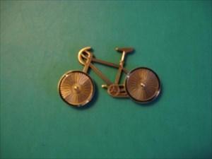 Esben´s goldbicycle photo