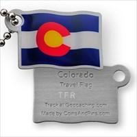 Travel Flag Colorado