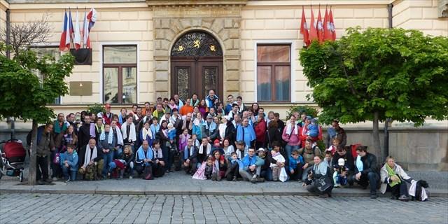 Ručníkový den Pardubice 2013, klikni pro větší