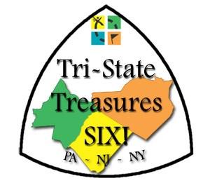 Gc3e1ek Tri State Treasures Six Event Cache In Pennsylvania