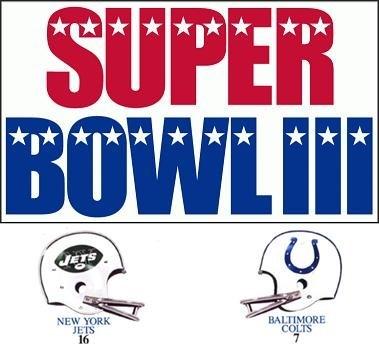 Смотреть, онлайн, NFL, Серия фильмов, NFL Films, Super Bowls III, New York, Jets, Baltimore, Colts, Watch, online, Супер Боул 3, 12.01.1969