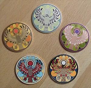 Horus Coins