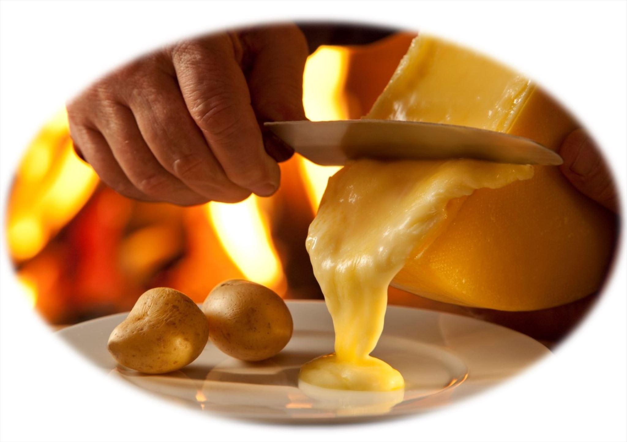 Raclette-Listingbild