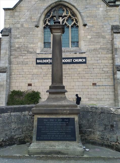 War Memorial, Balderton