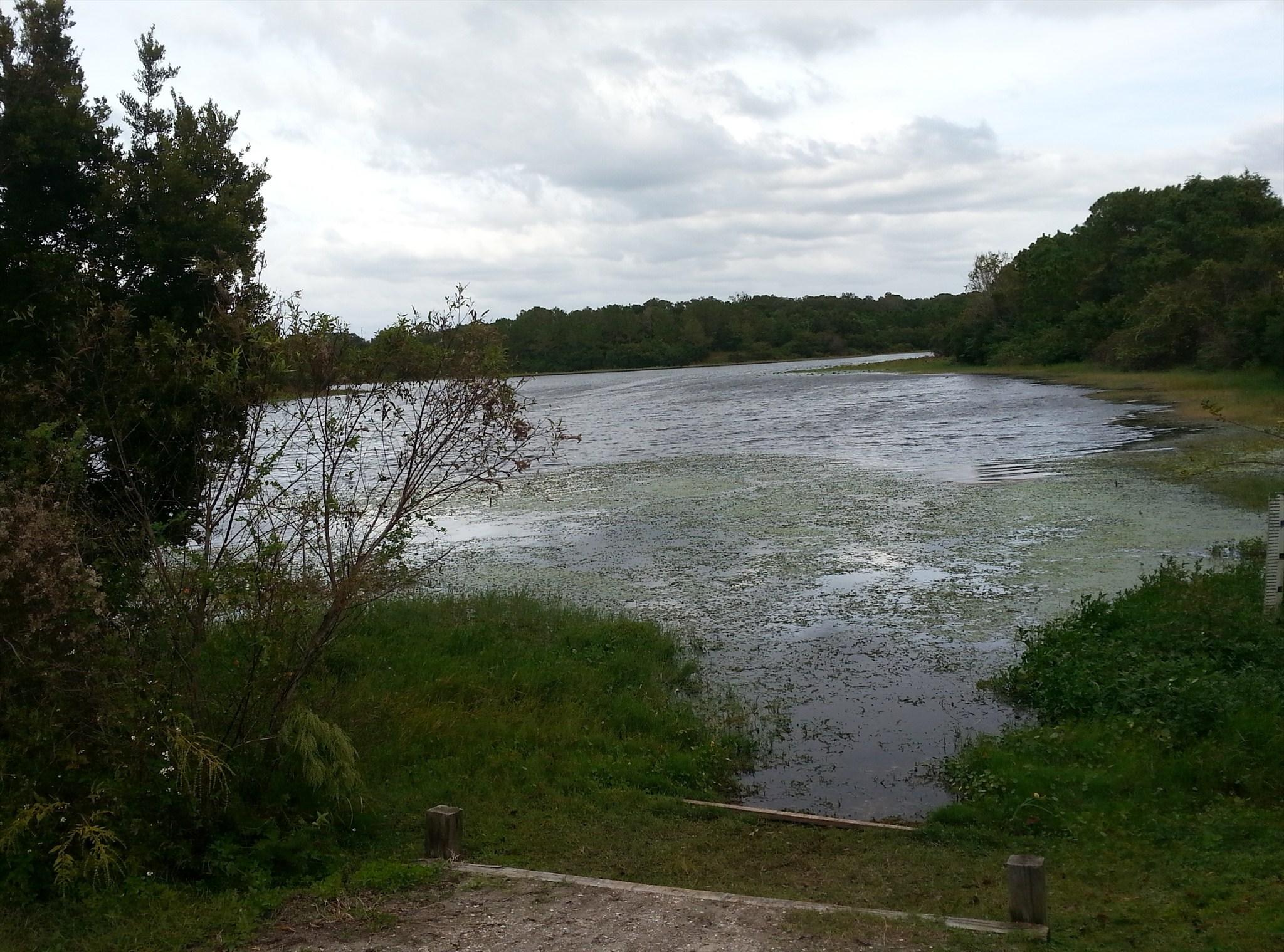 Gc4h8gc bridgewater nature trail multi cache in florida for Tenoroc fish management area