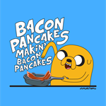 Team Bacon Pancakes