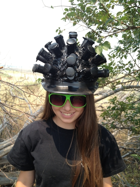 Don't forget to bring proper headwear. – Head Case (GC2TD8M) – Geocache of the Week