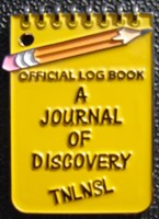 A Journal of Discovery - Front