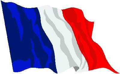 coeur drapeau français