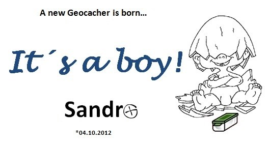 Sandro`s Birthday Cache