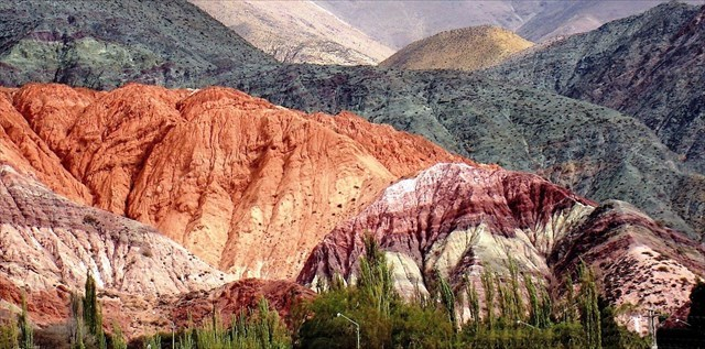 GC7CPP7 Cerro siete colores. (Earthcache) in Argentina created by ...
