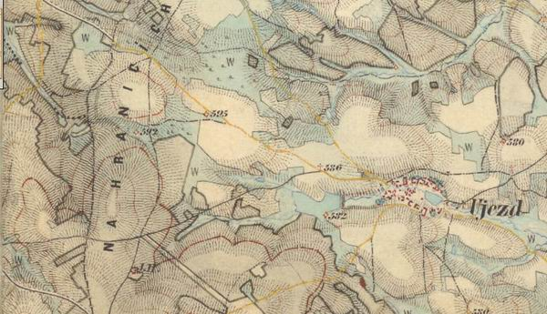 Morava – Ujezd 1876.