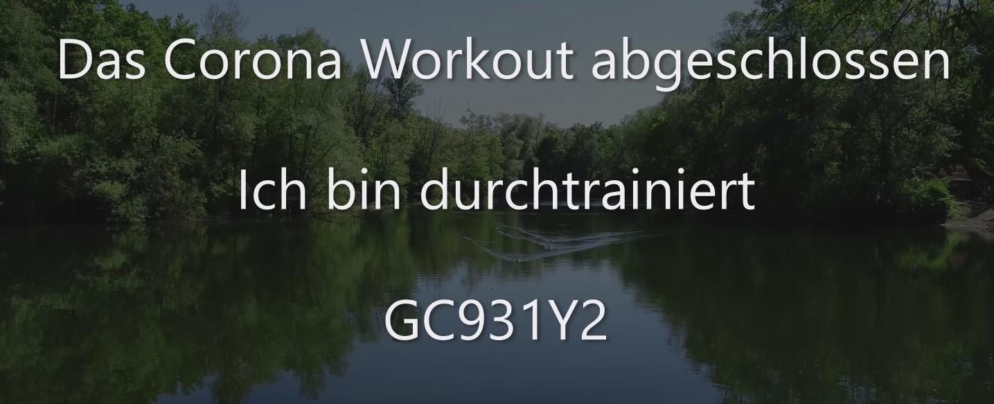 Corona Workout - - -GC931Y2