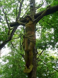 Litinový Ježíš Kristus