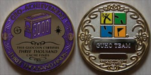 Geo-Achievement Finds 3,000 Geocoin