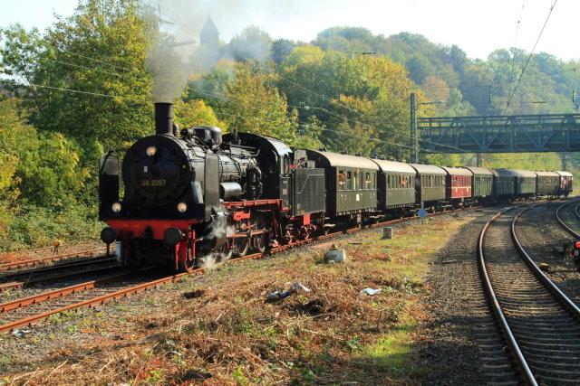Die Ruhrsche Eisenbahn