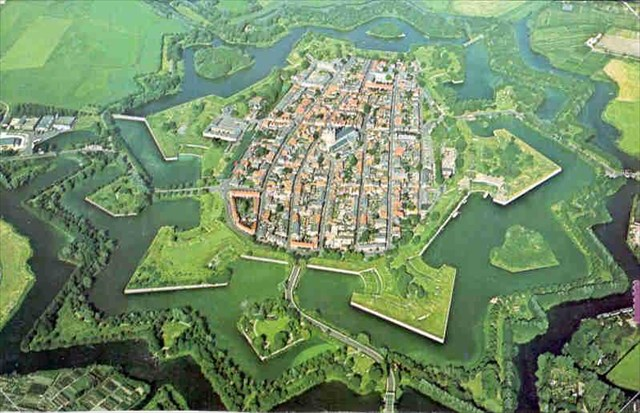 Fortress in Naarden