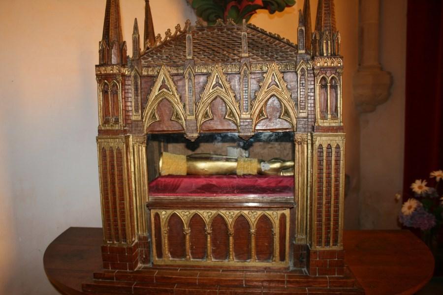 Reliquaire de Saint-Firmin