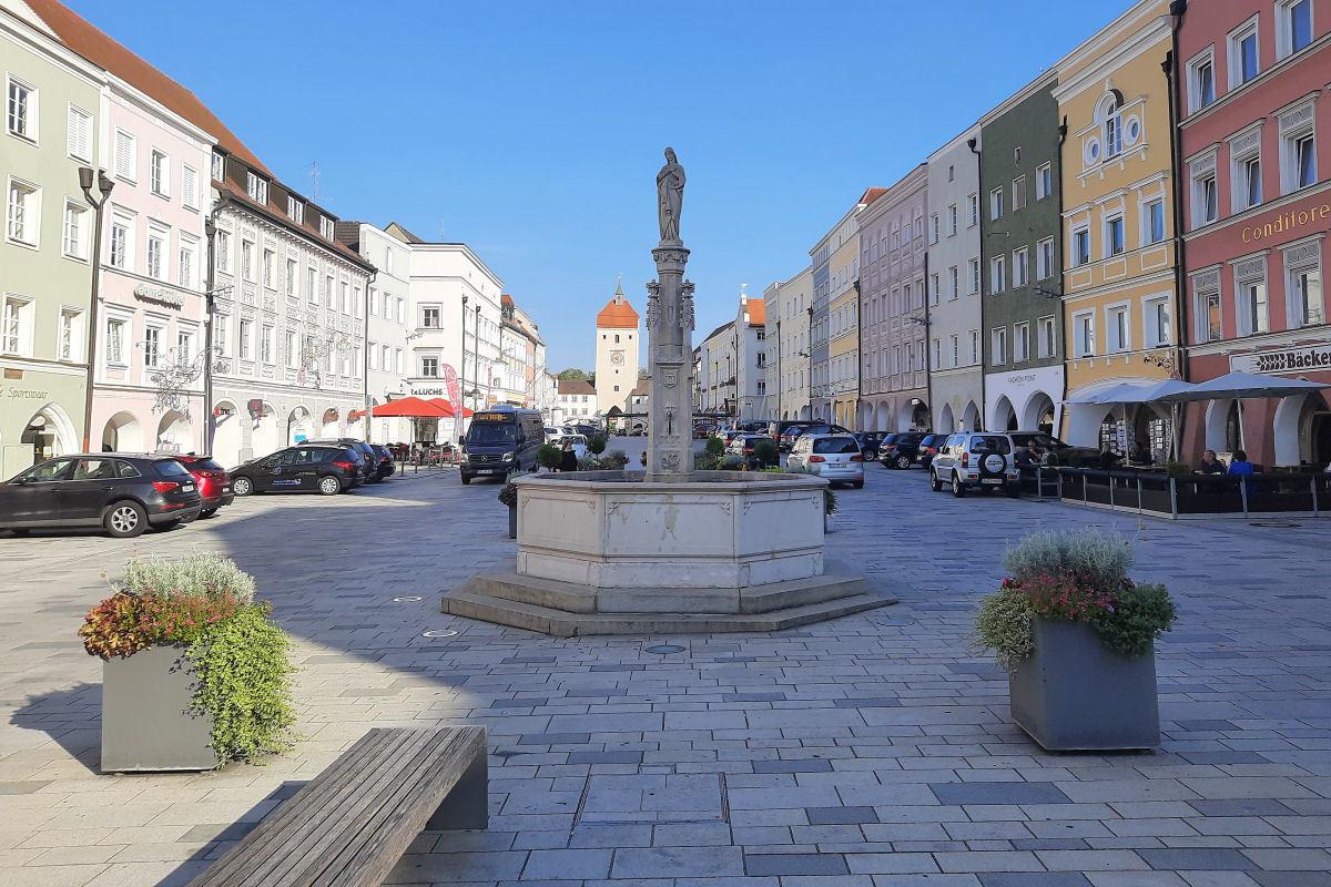 Stadtplatz Neuötting