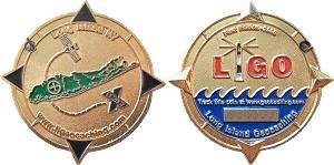 2006 Long Island Geocoin