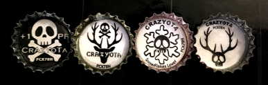 Crazy Bottle Caps