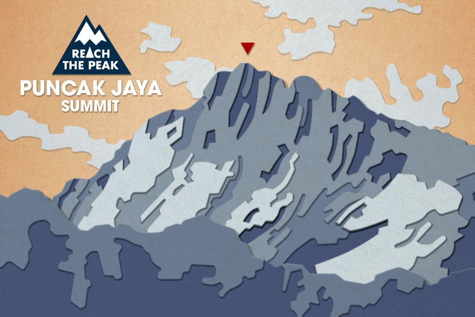 Puncak Jaya Summit