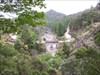 Vista da Cascata do Arado