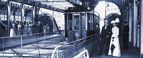 Döppersberg um 1910