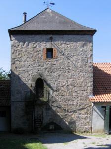 Der Turm - Das schwarze Laster