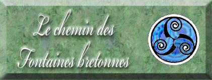Le chemin des fontaines bretonnes