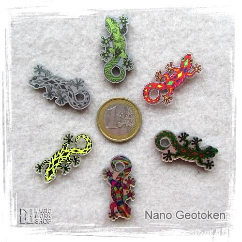 Funky Gecko NanoToken