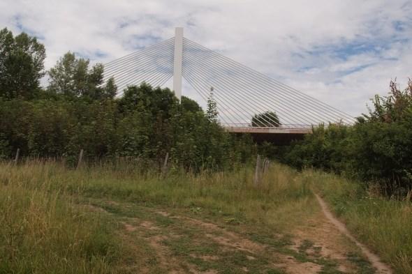 Dálniční most u Poděbrad