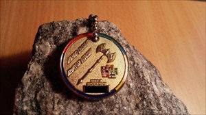 Nordic Caching Traveler Geocoin