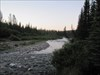 The early morning Highwood River view