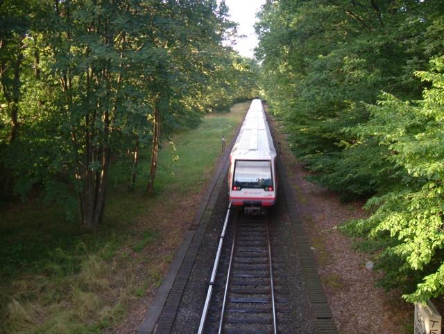 Walddörferbahn