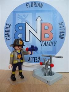 Igor le pompier - BNB Family