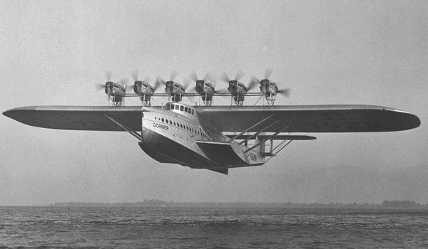 Do X - Verkehrs-Flugschiff (1929)