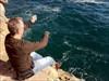 pesca à cana