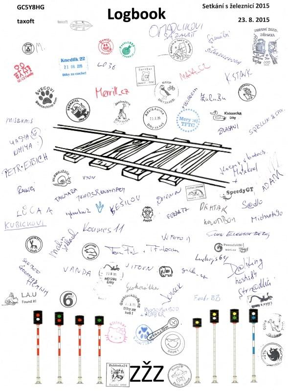 GC5Y8HG - Setkání s železnicí 2015 - logbook