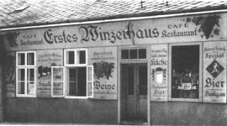 ehemaliges Gasthaus Mentscher, heute Zielpunkt