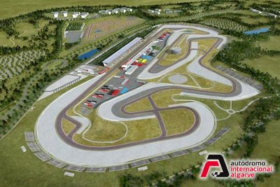 Circuito Algarve : Gc n kz a i a autódromo internacional do algarve traditional