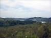 Barragem de Santa Clara vista de longe