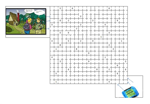 Labyrint børnemystisk 3