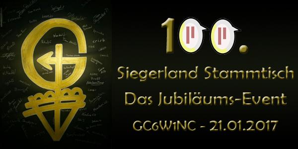 100. Siegerland Stammtisch