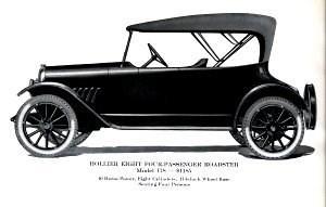 Hollier Eight 1917