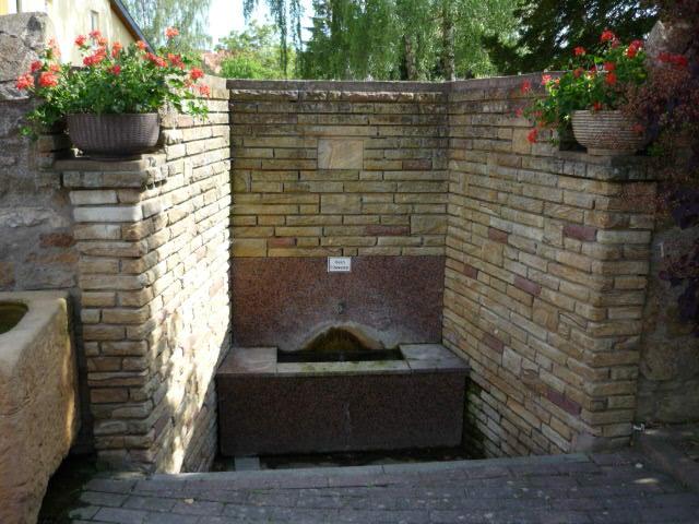 Brunnen Offenheim