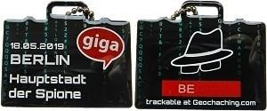 Giga Berlin 2019 True Metal Tag