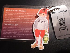 Weihnachts-Wichtel / Christmas elf