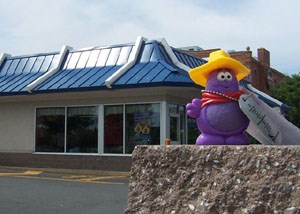 Grimace in Springfield VA