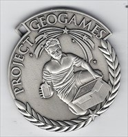 Geogames Leipzig Coin
